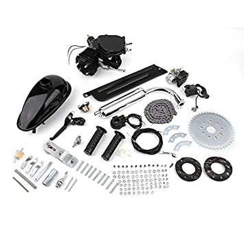 cnmodle gasolina gas motor para bicicleta Motor Kit completo ...