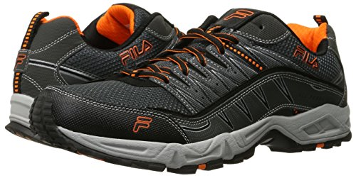 Pictures of Fila Men's At Peake Trail Running Shoe M US 4
