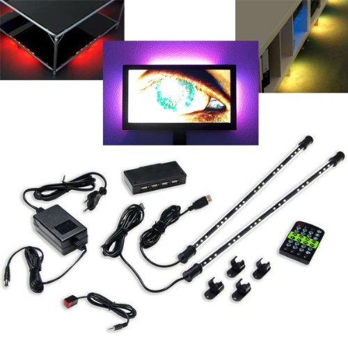 Revoltec Backlight Set SMD-15 Entertainment Beleuchtung