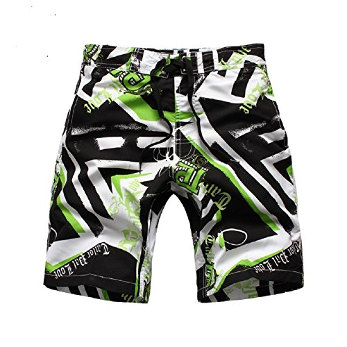 Vicvic Polyeste Boy Beach Short Boardshorts 3 colors (12, D03XC02)