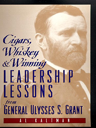 Cigar Head (Cigars, Whiskey and Winning: Leadership Lessons from General Ulysses S. Grant)