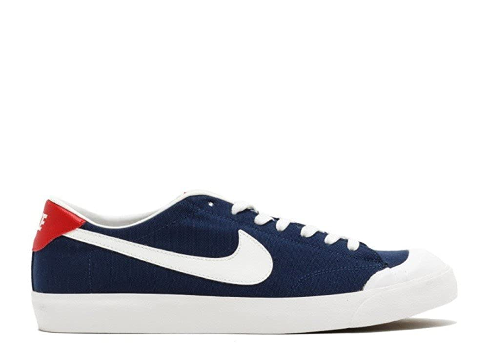 the best attitude ac97f 32886 Nike SB Air Zoom All Court CK (Midnight Navy Summit White) Mens Skate  Shoes-11. 5  Buy Online at Low Prices in India - Amazon.in