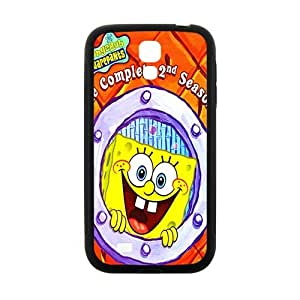 SANYISAN SpongeBob Case Cover For samsung galaxy S4 Case