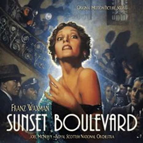 Sunset Boulevard [Score] [Vinilo]