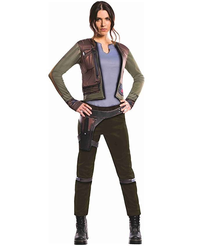 Amazon.com: Disfraz de Star Wars Rogue One: A Story Jyn Erso ...