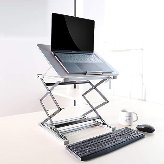 Convertidor de escritorio de pie, elevador de escritorio de pie ...