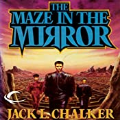 The Maze in the Mirror: G.O.D. Inc., Book 3 | Jack L. Chalker