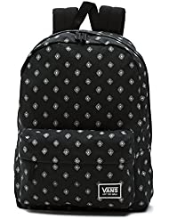 Vans Realm Black Diamond Backpack