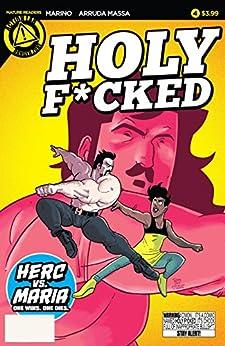 Holy F*cked #4 by [Marino, Nick]