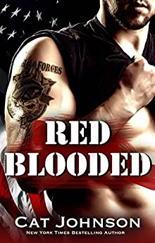 Red Blooded: Trey, Jack, Jimmy (Red Hot & Blue Book 1) by [Johnson, Cat]