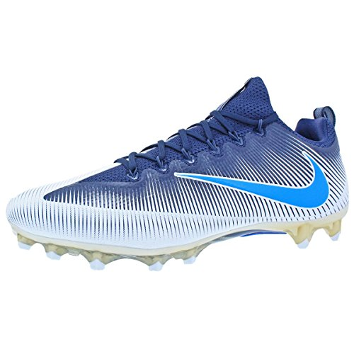Nike Men's Vapor Untouchable Pro PF Football Cleats (TITANS, 16) by NIKE