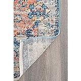 "nuLOOM Celeste Persian Vintage Area Rug, 5' 3"" x"