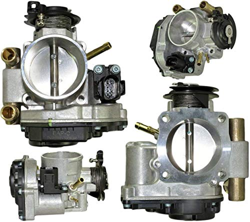 D2P THROTTLE BODY VW: