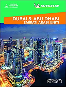 Dubai Emirati Arabi Cartina Geografica.Dubai E Abu Dhabi Emirati Arabi Uniti Con Carta Geografica Ripiegata Libri Amazon It