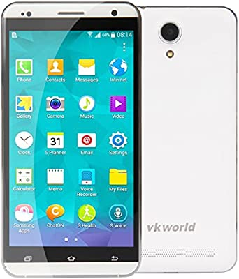 EasySMX Mejor Teléfono Móvil-Smartphone Android 5,5 Dibujo Figo Extra Fina: Amazon.es: Electrónica
