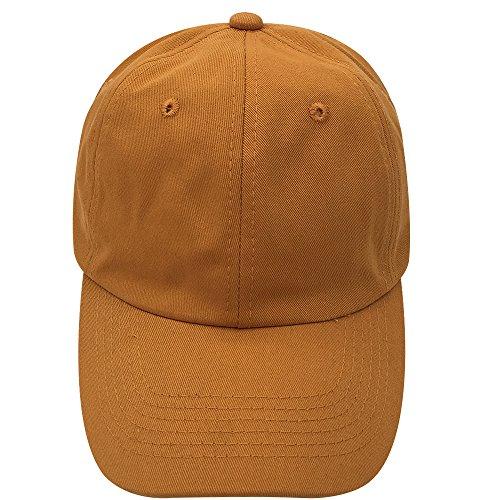 para de color oriental Gorra béisbol spring hombre orange Deep wIIPa4q