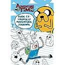 Dude-It-Yourself Adventure Journal (Adventure Time)