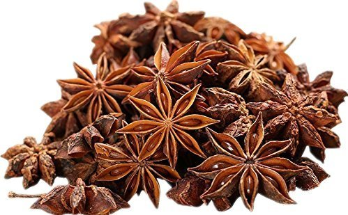 Amazon.com : Soeos Star Anise Seeds 16 Ounce, Whole Chinese Star Anise  Pods, Dried Anise Star Spice, 1lb. : Grocery & Gourmet Food