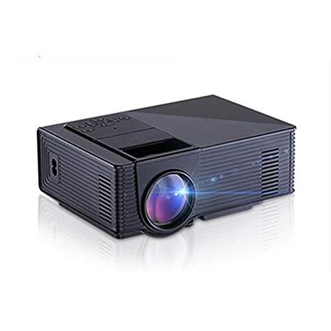 Amazon.com: Toudss-Zl - Mini proyector de proyección ...