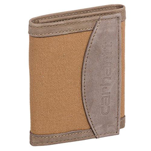 Carhartt Mens 61 2233 Trifold Wallet