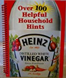Heinz Distilled White Vinegar Over 100 Helpful Household Hints