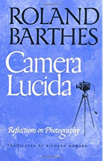 Amazon photographic theory an historical anthology camera lucida reflections on photography fandeluxe Gallery