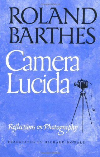 Image of Camera Lucida: Reflections on Photography