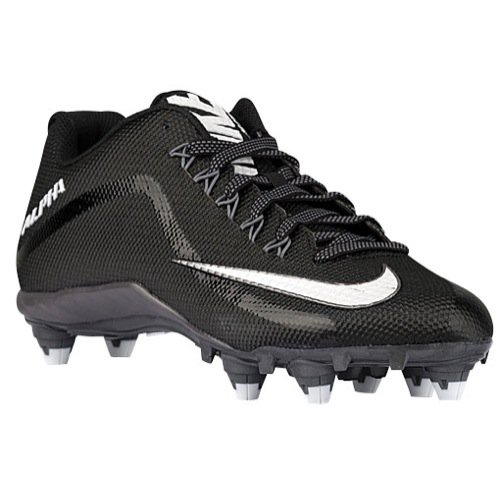 10 Alpha Football Low Shoes Dark Mens White Nike Cleats 2 D Grey Pro 5 Black qzqFwR