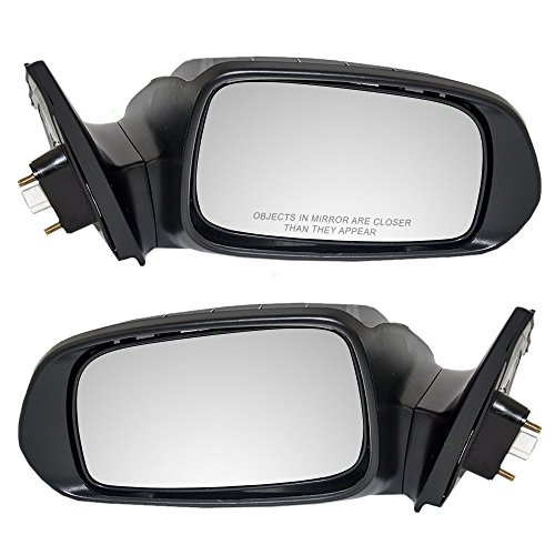 07 scion tc driver side mirror - 5
