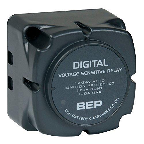 BEP Digital Voltage Sensing Relay (DVSR) 12/24V (Voltage Relay)