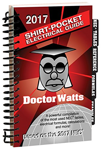 (2017 Dr. Watts - Pocket Electrical Guide )