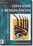 capa de Contatos e Ressonâncias. Literaturas Africanas de Língua Portuguesa