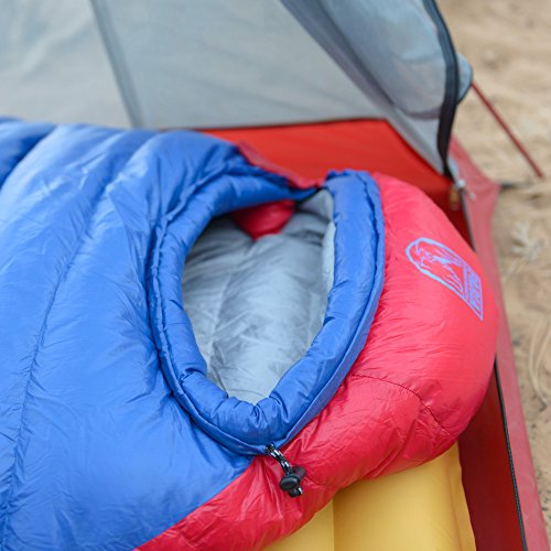 Thermodown 15 Degree Down Mummy Sleeping Bag