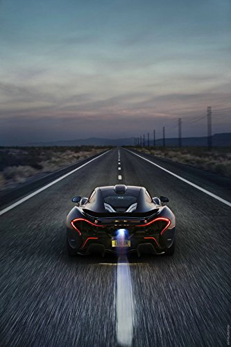 Amazon Com Lawrence Painting Mclaren Super Car Poster