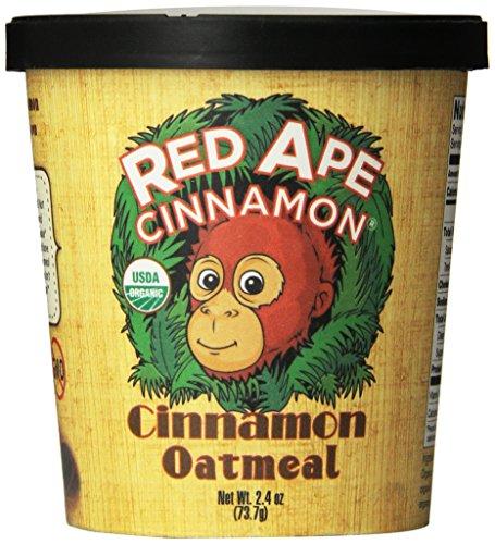 Red Ape Cinnamon Oatmeal, 2.4 Ounce
