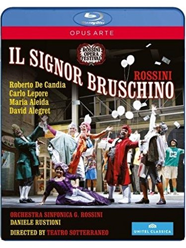 Il Signor Bruschino (Blu-ray)