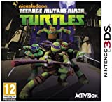 Teenage Mutant Ninja Turtles Nintendo 3DS Game UK PAL