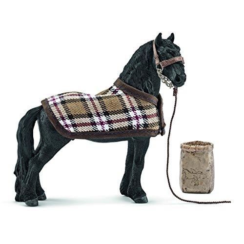 - Schleich North America Frisian Horse Care Set