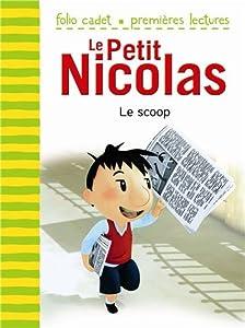 """Afficher """"Le Petit Nicolas n° 5<br /> Le petit Nicolas - Le scoop"""""""