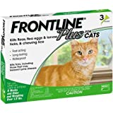 Frontline Plus for Cats 3 Month