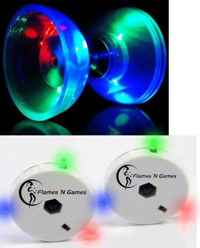 Flames N Games Diabolo LED Kit - Kits Lumières Diabolo