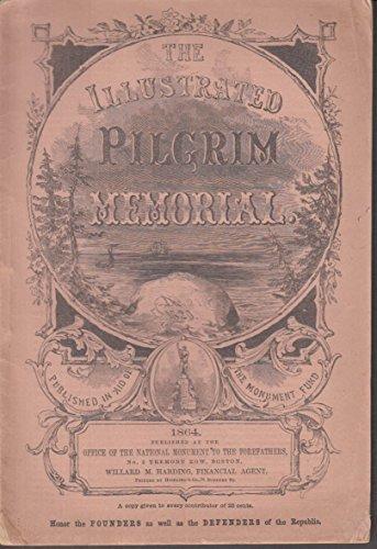 Illustrated Pilgrim Memorial Plymouth Rock Monument Fund Prospectus 1864