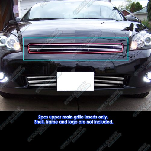 APS 2006-2013 Chevy Impala/2006-2007 Monte Carlo Billet Grille Grill Insert #S18-A56756C ()