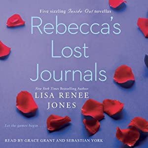 Rebecca's Lost Journals Audiobook