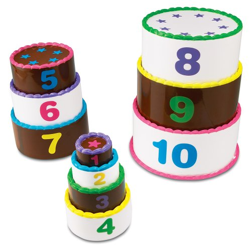 Learning Resources Stack and Count Layer Cake