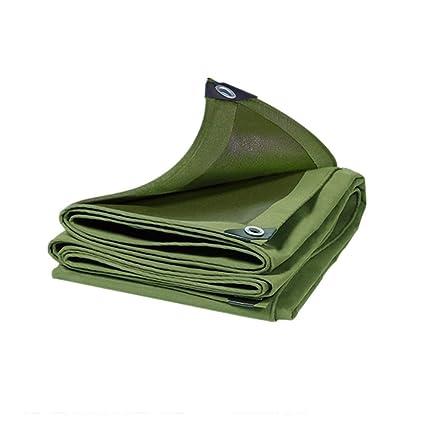 Heavy Duty Waterproof Tarpaulin Poly Cover Tarp Camping Ground Sheet w// Eyelet