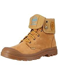 Palladium Men's Baggy Leather Gusset Boot