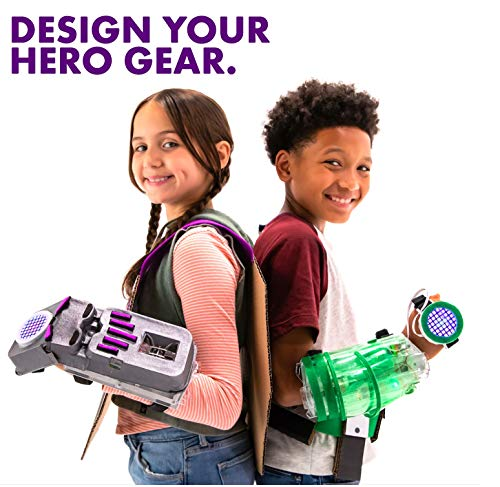 Avengers Hero Inventor Kit - Kids 8+ Build & Customize Electronic Super Hero Gear by littleBits (Image #2)