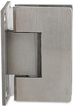 SUNNY ducha Bisagra para puerta de SH, sin marco Pivot para mampara de ducha de cristal