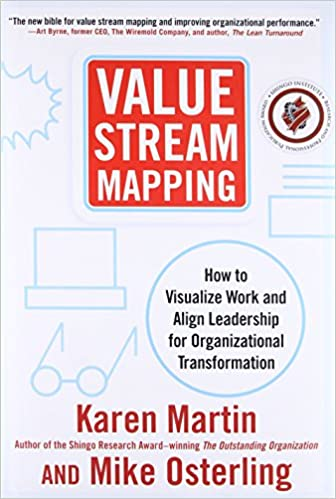 Buy value stream mapping how to visualize work and align buy value stream mapping how to visualize work and align leadership for organizational transformation book online at low prices in india value stream fandeluxe Image collections